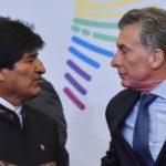 La complicidad de Macri en el Golpe de Bolivia.