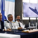 ARA San Juan: Aguad pedirá retiro de dos altos oficiales de la Armada