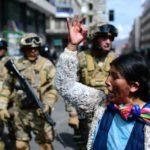 Bolivia: Un nuevo decreto amplía el poder de las Fuerzas Armadas