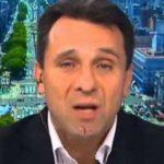 El periodista Jorge Pizarro fue denunciado por maltrato y lo suspendieron en Canal Nueve