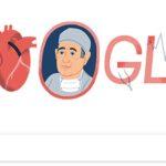 A 96 años de su nacimiento Google homenajea en su 'doodle' a René Favaloro