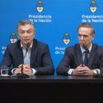 Pichetto: «El país que quiere Macri tiene que estar integrado al mundo»