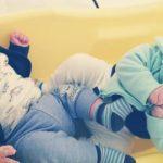 Piden donantes de medula para gemelos de 7 meses